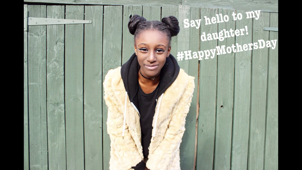Introducing My Daughter Happy Mothers Day Youtube