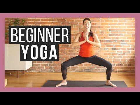 20 min Beginner Flow for Strength & Flexibility