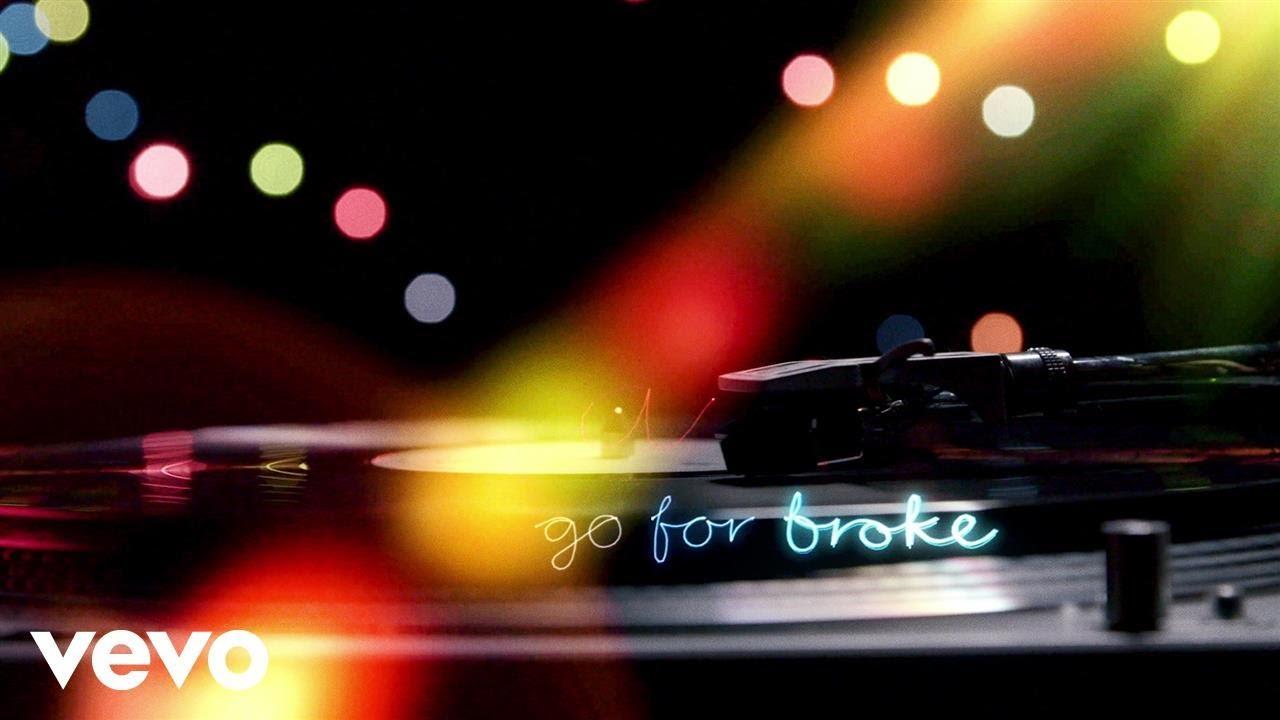 Machine Gun Kelly - Go For Broke ft. James Arthur (Official Lyric Video)