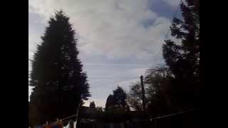 More chemtrails of dunfermline,rosyth,fife,scotland