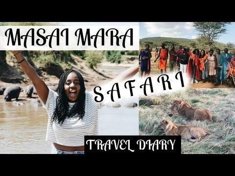 MASAI MARA , KENYA | Travel Diary // WhatsUpJACK