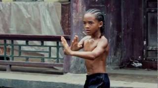 Repeat youtube video New Karate Kid - Never Say Never (Justin Bieber) Lyrics