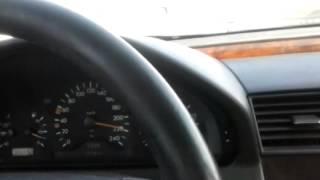 Mercedes C220 2.2 16V 150 KM Benzyna Stary Bob top speed 220Km/h
