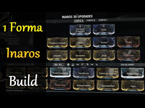 Best Builds In Warframe