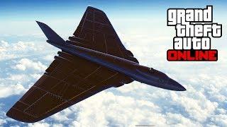 BOMBARDEANDO EL MONTE CHILIAD - GTA V ONLINE (GTA 5) - Doomsday Heist DLC (Dia del Juicio Final)