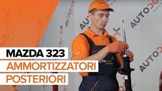 Smontaggio Ammortizzatori MAZDA - video tutorial