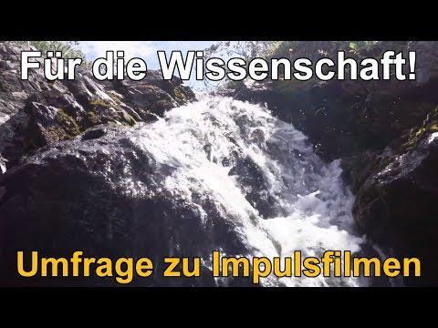 Für die Wissenschaft! Umfrage zu Impulsfilmen: Trinkwasser