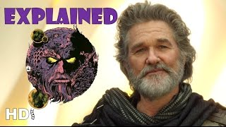 Guardians of the Galaxy 2: Trailer #2 [Peter's Dad, Ego The Living Planet]