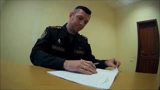 """Главный военный прокурор: """"В Конституции пробелы!!!""""  А ее гарант ... проблемный..?!!"""