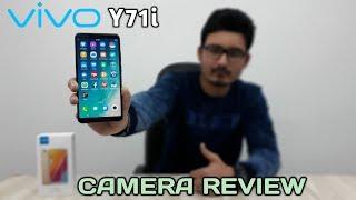 Vivo Y71i Camera Review
