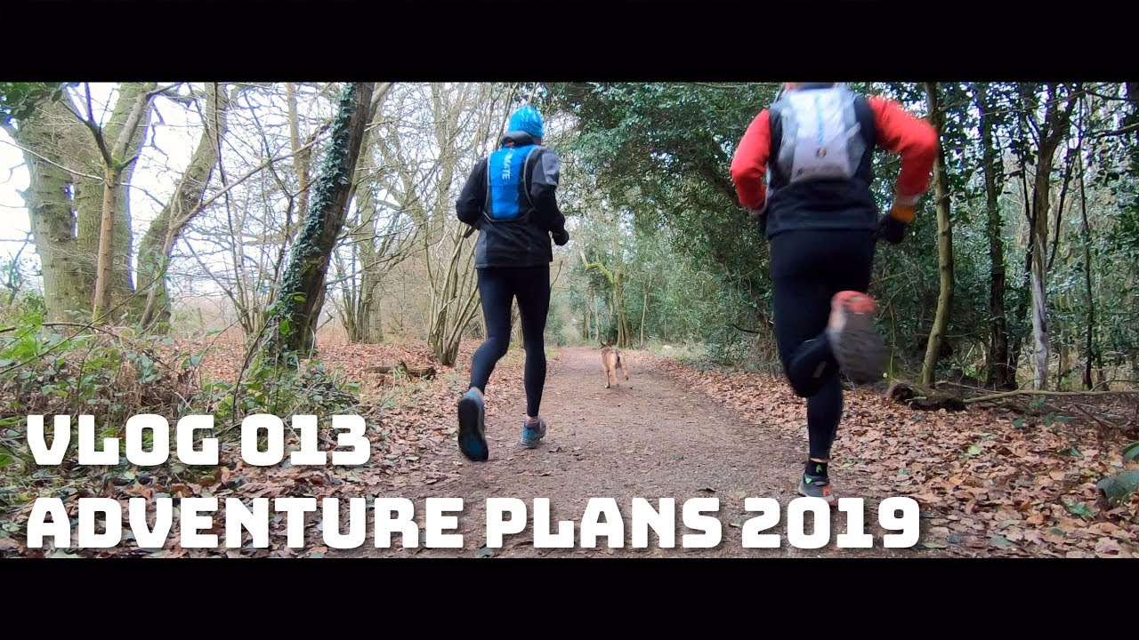 VLOG013 | Plans 2019 | Running with Family & Friends