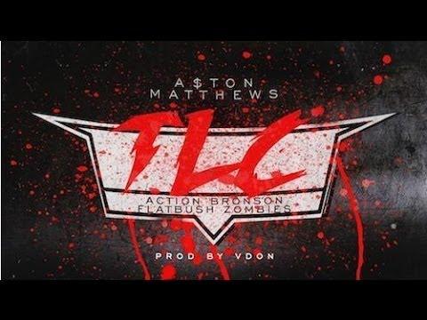 A$ton Matthews Ft. Action Bronson & Flatbush Zombies - TLC