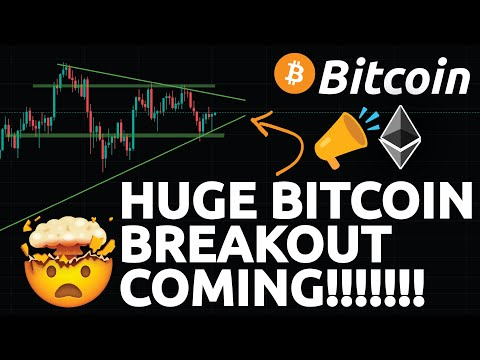 HUGE BITCOIN MOVE COMING BEFORE THIS DATE!!!!! (Bitcoin and Ethereum Trading update)