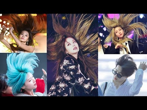 kpop---most-amazing-hair-flips-compilation