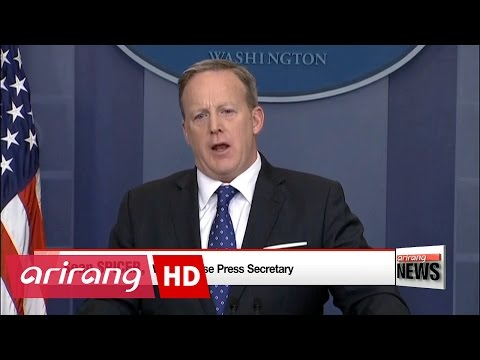 White House plans to review all U.S. trade deals: Spicer