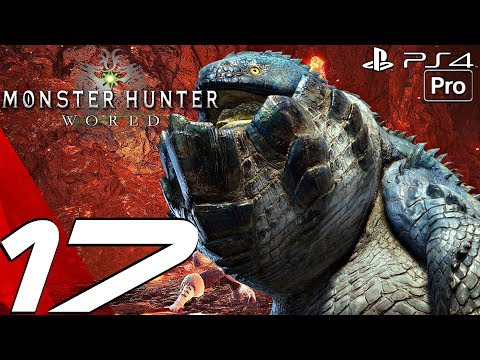 Monster Hunter World Gameplay Walkthrough Part 17
