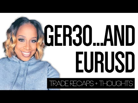 FIBONACCI STRATEGY ON GER30 AND EURUSD RESULTS  |  HOW TO TRADE DAX SUCCESFULLY  |  MARKET STRUCTURE