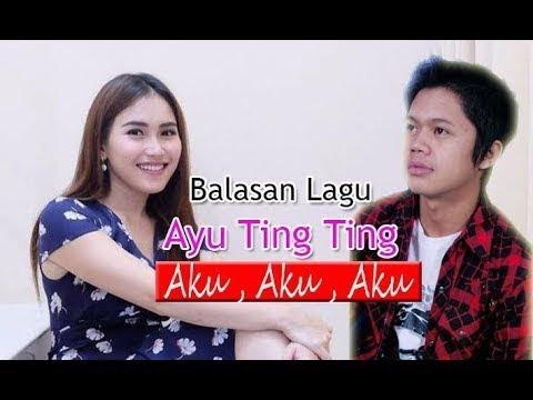 Balasan Lagu Ayu Ting Ting - Kamu Kamu Kamu [Official Music Video]