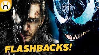 VENOM Will Have Flashbacks Showing the Symbiote Origins