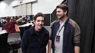 Drake Bell talks Sex, Drugs, Money, Totally Kyle, and Spiderman at Los Angeles Comic Con, 2019!