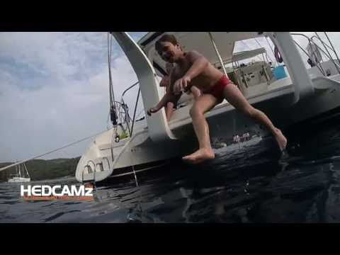 HEDCAMz ISAW A3 Underwater in Croatia
