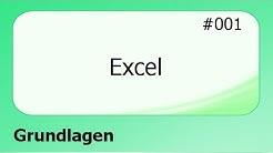 Excel #001 Grundlagen [deutsch]