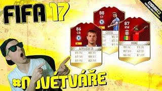 FIFA 17 CZ | Hráči z měsíčních odměn do anglickém týmu!