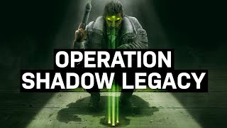Operation Splinter Cell Guy