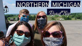 Vlog 58 - june 2020 northern michigan road trip | traverse city travel traveling during covid lgbt happy birthday to sam! the weekend after h...