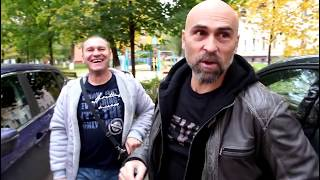 Люберцы ТИТАН, встречает Папу Смита и Алексея Черкасова. 25 лет спустя