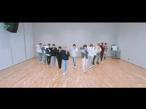 [Choreography Video]SEVENTEEN - ひとりじゃない