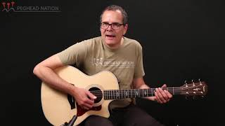 Taylor 414ce-R V-Class Demo from Peghead Nation
