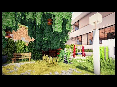 Райский остров в майнкрафт - Серия 22 - Minecraft ...