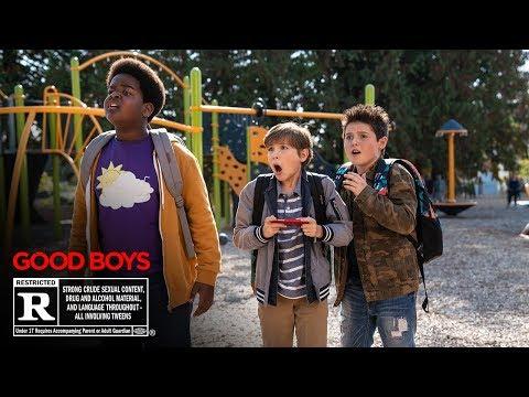 Good Boys - The Drone (Exclusive Clip)