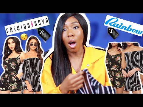DONT Watch If You Like Fashion Nova! | Exposing Truth In Try On Haul !!!