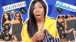 DON'T Watch If You Like Fashion Nova! | Exposing Truth In Try On Haul !!!
