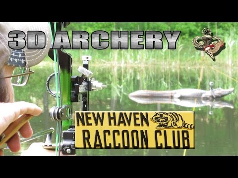 3D Archery - New Haven Raccoon Club