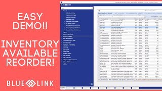 Blue link's inventory management system provides quick lookup tools to tell you which units are on hand, available, allocated and quantity, units...