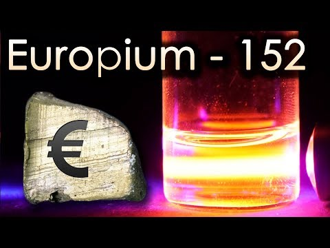 Europium - A Metal That PROTECTS EURO!