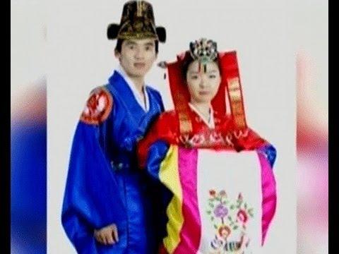 Традиционная Корейская Одежда - Ранок - Інтер