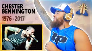 """CHESTER WILL BE MISSED!! FIRST TIME REACTING TO LINKIN PARK """"GIVEN UP"""""""