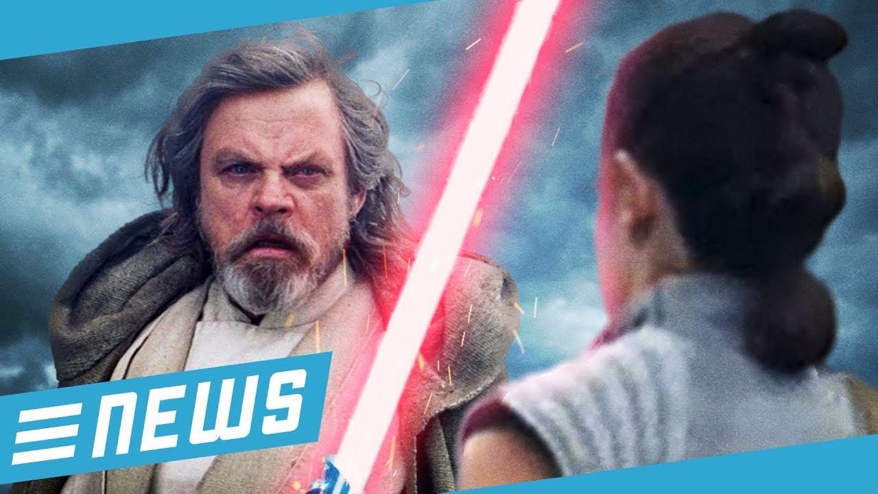 Star Wars VII Ende kurzfristig geändert - FLIPPS News