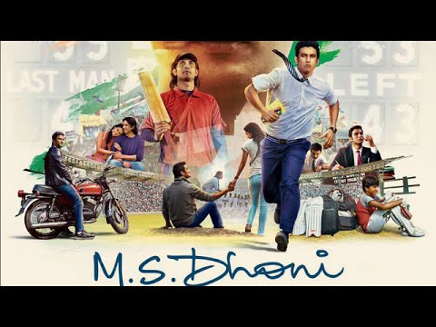 m.s dhoni: the untold story full movie...