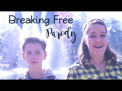 Breaking Free - High School Musical - Christian Parody (Creation)