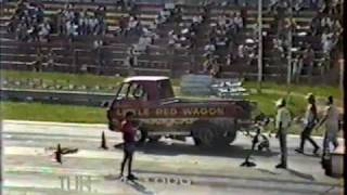 LITTLE RED WAGON VS RONNIE SOX 1989