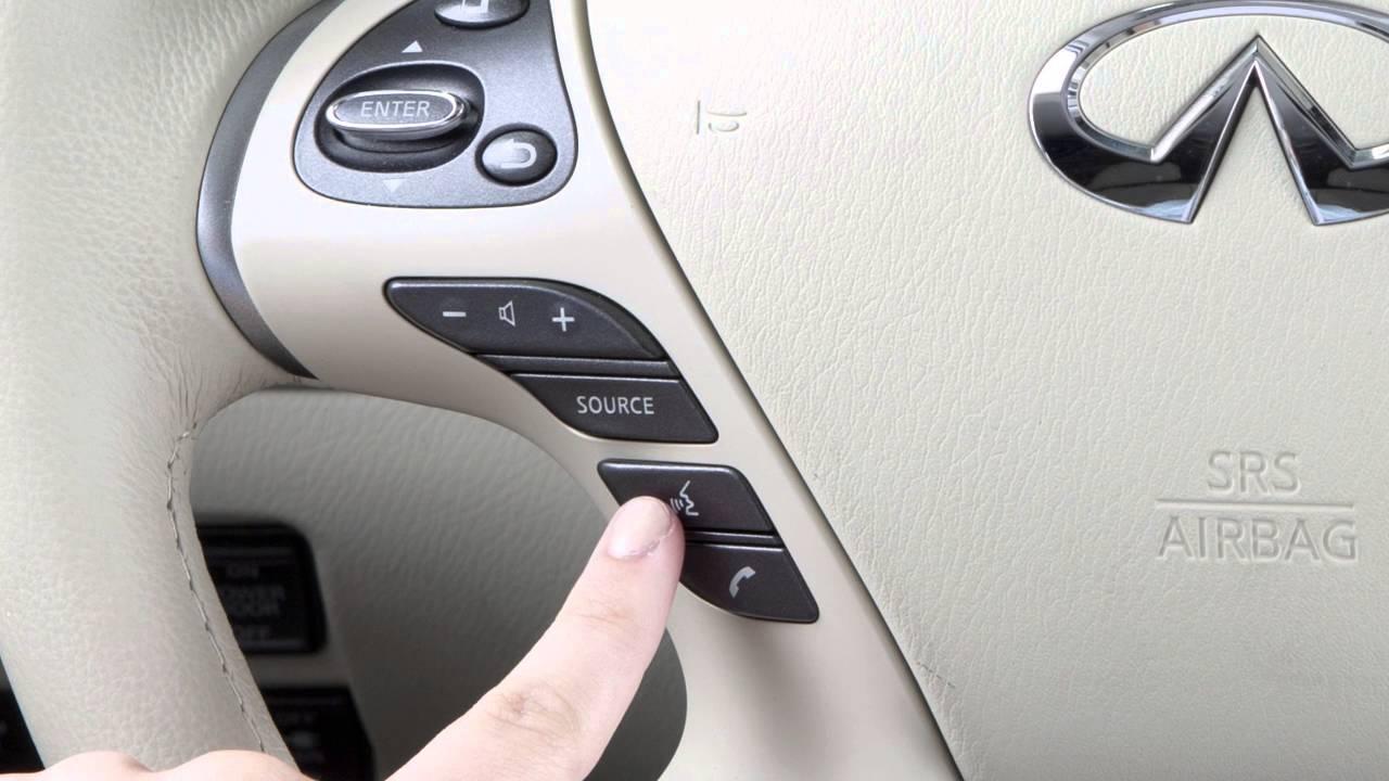 Nissan Maxima: NISSAN Voice Recognition Alternate Command Mode