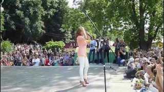 Парад НЕВЕСТ - 2012 в Минске!!! - 6ч.(14). 22 июля Беларусь!
