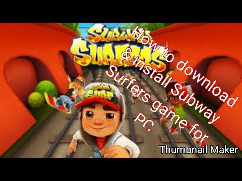 How To Download Subway Surfers In Pc / Free Fire Ka King