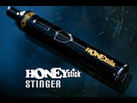 The HoneyStick Stinger Wax Vaporizer
