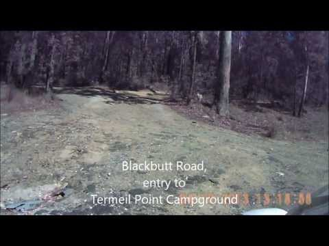Solo Camp at Termeil Point Campground
